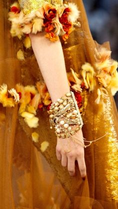 Chanel Haute Couture Detail