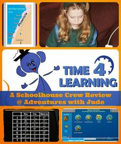 Time4Learning (A Schoolhouse Crew Review) #homeschool #coschool #online