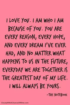 Wedding Quotes : QUOTATION – Image : As the quote says – Description 10 Totally Heartwarming Quotes to Incorporate In Your Wedding Vows. Best Love Quotes, Amazing Quotes, Cute Quotes, Great Quotes, Favorite Quotes, Inspirational Quotes, Lesbian Love Quotes, Movie Love Quotes, Romantic Movie Quotes