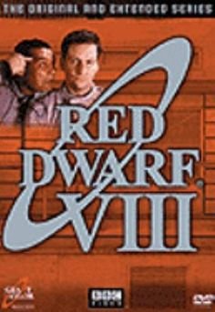 Cover image for Red Dwarf.