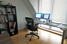 Creative work space, home office