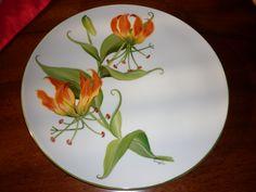 cake plate by Angela Davies