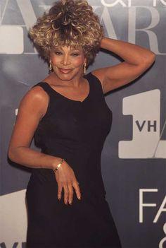 Tina Turner - Fashion and Music Awards - 1995