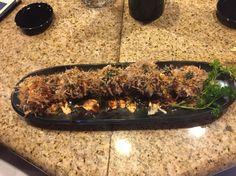 Tokyo house octopus appetizer!! Yum
