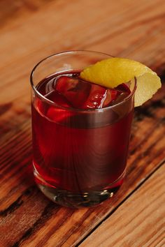The Ninth Street Negroni is a coffee lover's dream! Celebrating National Negroni Week ~ June 24-30, 2019.