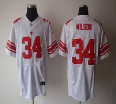 new york giants 91 robert ayers white elite jersey nike giants 34 david wilson white mens nfl elite