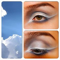 """makeup series """"the 4 elements"""":AIR"""