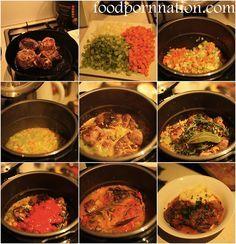 Osso Bucco, Pressure Cooker Recipe