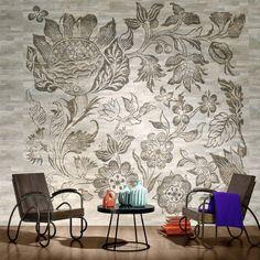 Elitis Nomades Bahia Blanca Wallpaper   VP 901 01   £820.00