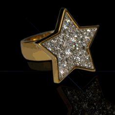 Elvis Presley 'Star Ring'