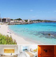 L'hôtel est situé au bord de la plage, à 5 km de la localité Playa Son Moll. L'emplacement idéal de cet hôtel et son atmosphère calme et paisible vous garantiront le repos souhaité. Le port et le centre-ville sont à 15 minutes de marche, en longeant une promenade côtière. Les transports en commun se trouvent juste à côté de l'hôtel.