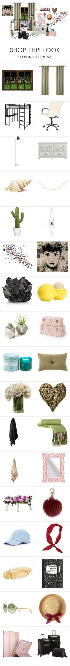 """""""Untitled #95"""" by erinejusterinne ❤ liked on Polyvore featuring interior, interiors, interior design, home, home decor, interior decorating, Ameriwood, Magnussen Home, Roman and McCoy Design"""