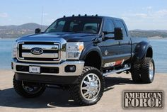 2013 Ford F 450 Dually W 24 Quot American Force Wheels Amp Nitto Tires New Window Tint Amp Weather Tech Floor Mats Www Eccdestin Com Emerald Coast