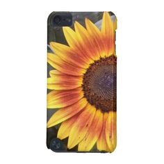 Sunflower iPod Touch 5g Case