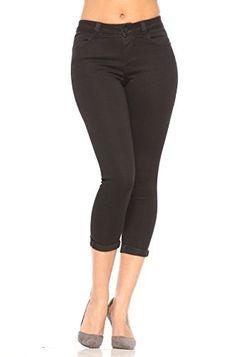 Rubberband Stretch Women's Cropped Skinny Jeans (Sarina/B... https://www.amazon.com/dp/B01HN0R2YQ/ref=cm_sw_r_pi_dp_ZwPDxbDB4HN0J