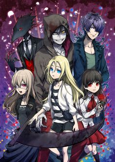 Ib, Satsuriku no tenshi/Angels of death/Angel of slaughter, Noel the mortal fate Ib Game, Game Art, Angel Of Death, Couples Comics, Anime Couples, Mad Father, Rpg Maker, Maker Game, Ange Demon