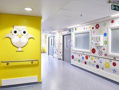 15 Artistas han unido sus fuerzas para realizar un maravilloso hospital infantil | LikeMag