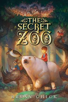 Bryan Chick : Author of The Secret Zoo