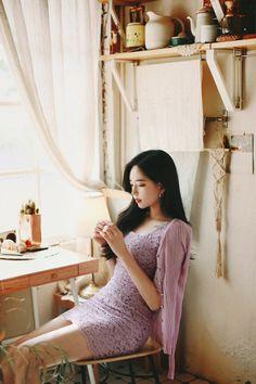 Cute Asian Fashion, Korean Fashion Trends, Korean Street Fashion, Beautiful Japanese Girl, Beautiful Asian Women, Plus Size Costume, Take Home Outfit, Korean Model, How To Look Classy