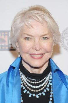 See photos of famous women age 70 and older and their fabulous haircuts and learn beauty tips on what haircuts and color work on women of your age.: Ellen Burstyn (1932)