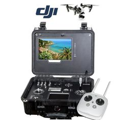 Ground Station Inspire 1 DJI - Prezzo e Info Store - Horus Dynamics Computer Security, Pc Computer, Finding Bigfoot, Drone With Hd Camera, Drone Technology, Computer Technology, Rc Radio, Dji Drone, Dji Phantom 4