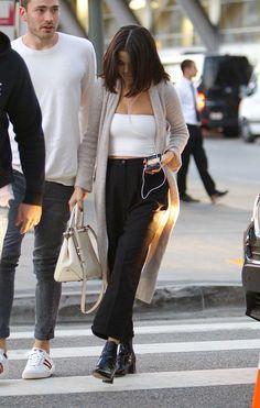 Selena Gomez in California - November 2017