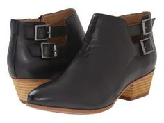 Clarks Spye Astro (Black Leather) Women's  Shoes