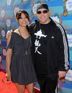 Opinion, you kevin james wife asian good