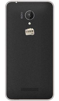Смартфон Micromax Canvas Spark Q380 Black Champagne - купить смартфон Micromax Canvas Spark Q380 Black Champagne, низкая цена на смартфон Micromax Canvas Spark Q380 Black Champagne в Москве, кредит в интернет-магазине МегаФон