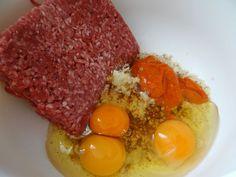 Low Carb Fleischringe oder auch: Fleischpflanzerl Ringerl | Low Carb Rezepte