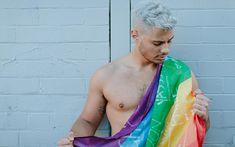 Jordan Bruno Wins Mr Gay Pride Australia 2018