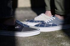 【详览】FDMTL x Vans Slip-On & Era 联名系列
