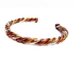 Copper / Brass Cuff Bracelet