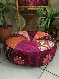 Unfilled Medium Bohemian Rhapsody Pouffe Cover Made in Australia Boho Floor Cushion Meditation Cushion Floor Seating Floor Pillow Gypsy Meditation Rooms, Meditation Cushion, Zen Meditation, Diy Flooring, Flooring Ideas, Floor Cushions, Giant Floor Pillows, Chair Cushions, Diy Pillows