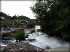 Ponte Maceira, Rio Tambre