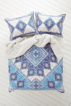 Magical Thinking Terra Medallion Duvet Cover - Urban Outfitters