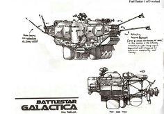 Spacehip Design across the sci-fi universe