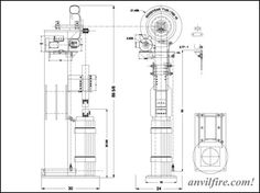 Plans used to Build the anvilfire X1 Power : anvilfire.com