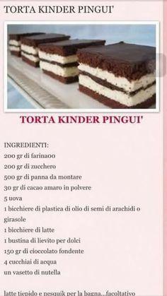 Torta Kindle pingui