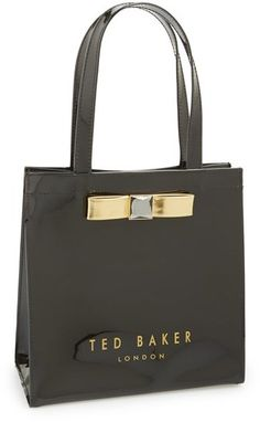 c973acb6ab41 Ted Baker London  Bow Icon - Small  Tote Ted Baker Fashion