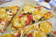 holy three cheese pizza