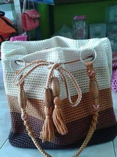 Free Crochet Bag Patterns