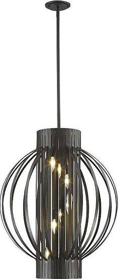 Z-lite 436-24BRZ Moundou Pendant Light - Bronze #lighting #lights
