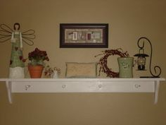 Cute shelf idea