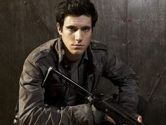 Drew Roy as Tarver Merendsen (These Broken Stars) These Broken Stars, Sky Tv, Falling Skies, Character And Setting, Star Quotes, You're Dead, People Laughing, Twin Brothers, Book Fandoms