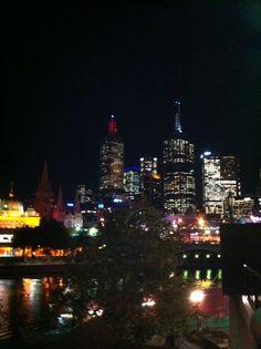 "Melbourne, Australia (Lived here... and it's ""Mel-Burn"" not ""Mel-Born"")"