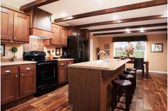 Avondale Marquis • 25AMQ32603BH • 2150 sq.ft • 3 Beds • 2 Baths • $92,000 - $121,000 #home #kitchen #design