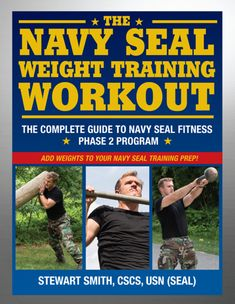 Add weights to your NAVY SEAL Training prep! The Navy SEAL Weight Training Workout is an effective weight lifting program designed to maintain muscle growth and avoid over-training in high-repetition Weight Lifting Program, Lifting Programs, Training Programs, Navy Seal Training Program, Fitness Programs, Workout Programs, Fitness Motivation, Fitness Gym, Senior Fitness