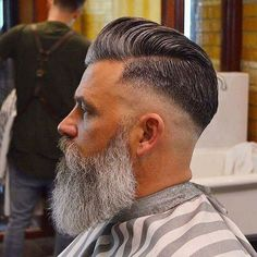 Hairstyles/cuts for older men