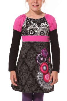 Vestido Desigual Aptenia